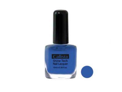 لاک ناخن کالیستا N24 | لاک آبی نفتی کالیستا | لاک callista n24 | قیمت لاک ناخن کالیستا آبی | lacquer callista shine tech n24 | آرایش سرا .