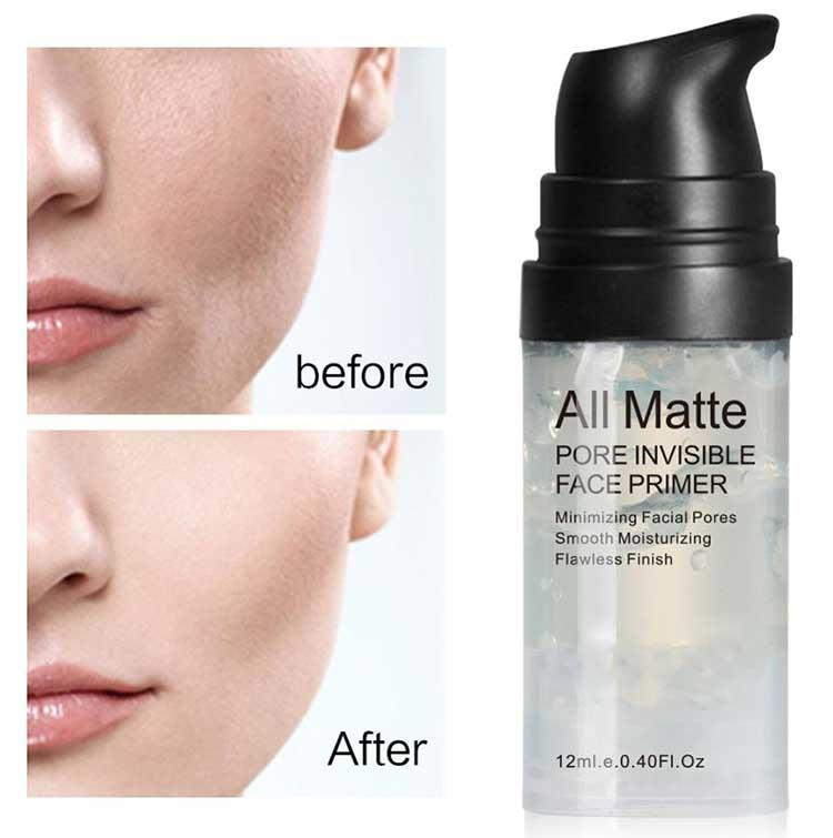 انواع پرایمر آرایشی | نکاتی برای داشتن آرایش بهتر | پرایمر رنگی | روش استفاده از پرایمر آرایشی | بهترین پرایمر آرایشی | فروشگاه اینترتی آرایش سرا