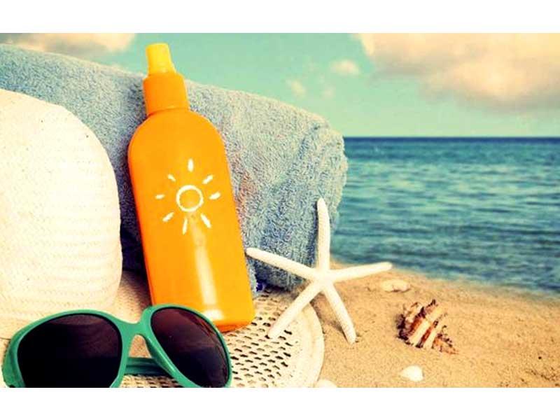 کرم ضد آفتاب کرم ضد آفتاب, زمان استفاده از کرم ضد آفتاب, اثر اشعه UV بر پوست , ضد آفتاب فیزیکی و شیمیایی , مواد تشکیل دهنده کرم ضد آفتاب