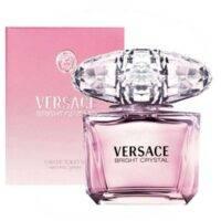 عطر ورساچه صورتی زنانه | عطر ورساچه برایت کریستال | ادکلن ورساچه برایت کریستال | قیمت ادکلن ورساچه صورتی | Versace Bright Crystal | آرایش سرا.