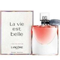 عطر لانکوم لاویست بل | عطر لانکوم لاویه بل | عطر lancome la vie est belle | ادکلن لانکوم لاویه زنانه | قیمت ادکلن لانکوم لاویه بل | عطر گرم و شیرین زنانه | آرایش سرا.