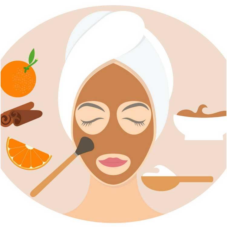 ماسک صورت | ساخت ماسک صورت | ماسک معجزه گر صورت | ماسک آلوئه ورا | ماسک بادام | ماسک ماست و نشاسته | ماسک لیمو و عسل | ماسک سفیده تخم مرغ | آرایش سرا.