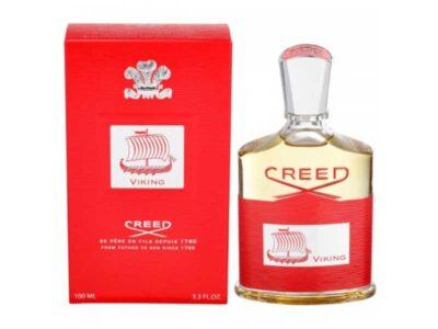 ادکلن کرید قرمز | عطر کرید قرمز | ادکلن creed viking red | عطر ترش کرید قرمز | قیمت ادکلن کرید قرمز | فروشگاه اینترنتی آرایش سرا.