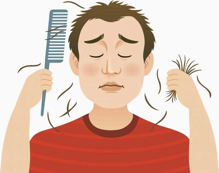 تاثیر رژیم غذایی در جلوگیری از ریزش مو | آسیب دیدن ساقه مو | روش های ساده برای جلوگیری از ریزش مو | روش هایی خانگی درمان ریزش مو | آرایش سرا.