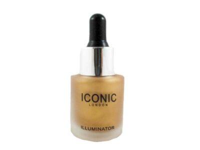 هایلایتر مایع آیکونیک ICONIC | هایلایتر شاین| هایلایتر مایع ICONIC | هایلایتر صورت| خرید هایلایتر مایع | فروشگاه اینترنتی آرایش سرا