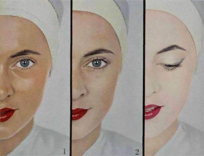 بهترین سبک های آرایشی و انواع آن | آرایش کلاسیک | آرایش عربی | آرایش اروپایی | آرایش هالیوودی | آرایش هندی | آرایش سرا