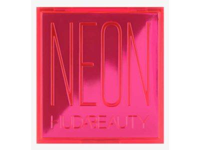 هایلایتر هدی بیوتی مدل نئونی | هایلایتر پودری هدی بیوتی | هایلایتر تک رنگ huda beauty | هایلایتر شاین | خرید هایلایتر تک رنگ | آرایش سرا