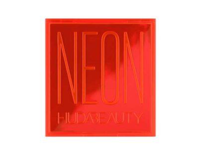 هایلایتر تکی هدی بیوتی نارنجی | هایلایتر نئونی هدی بیوتی | هایلایتر شاین هدی بیوتی | هایلایتر صورت هدی بیوتی | هایلایتر huda beauty Neon |