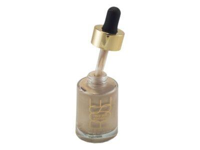 هایلایتر مایع رزبری رزگلد | هایلایتر مایع rosegold | هایلایتر قطره چکانی رزبری | هایلایتر رنگ رزگلد | خرید هایلایتر مایع رزبری | آرایش سرا