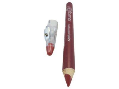 رژلب مدادی آلبالویی فلورمار | رژلب مدادی مات فلورمار | قیمت رژلب مدادی | بهترین رژلب مدادی Flormar | آرایش سرا