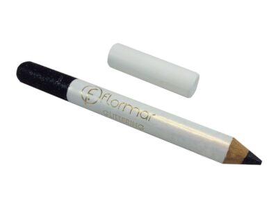 مداد چشم گلیتری مشکی فلورمار 1