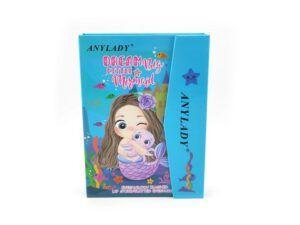 پالت آرایشی انی لیدی مدل Dream Big Little mermaid