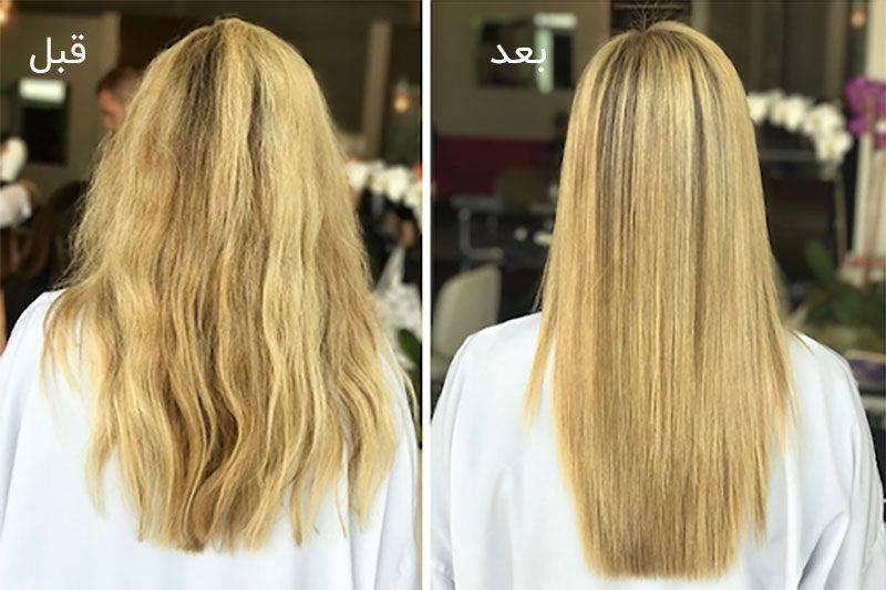 رشد-سریعتر-موها-بعد-از-کراتینه