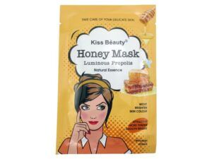 ماسک ورقه ای عسل کیس بیوتی Kiss Beauty Honey Mask