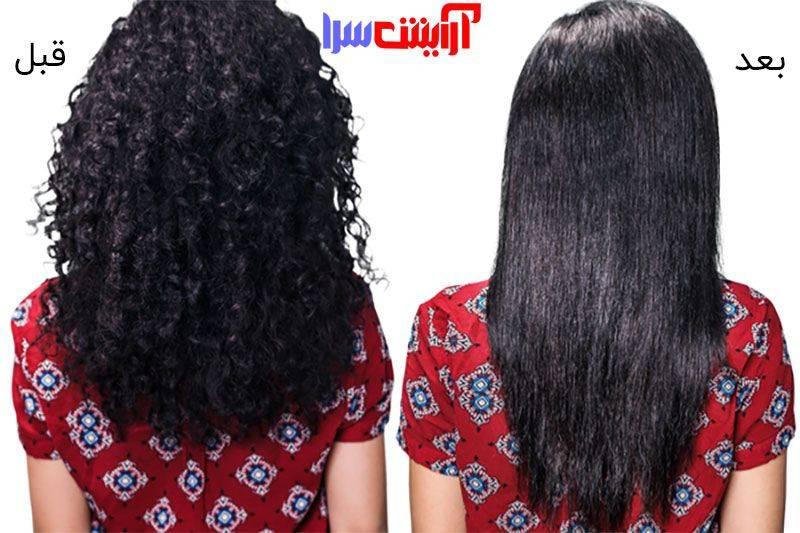 مزایای-کراتینه-کردن-مو